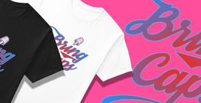 👕Bring Caps Graffiti Street Wear