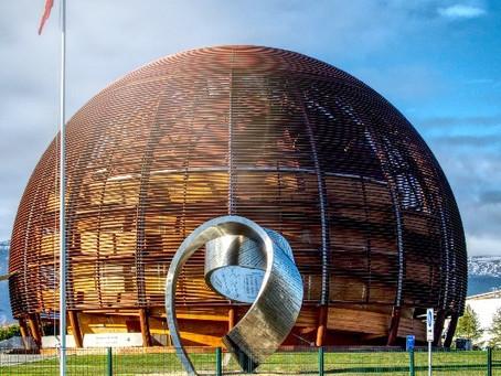 Novità dal CERN: Allo studio il più grande collisore di particelle al mondo