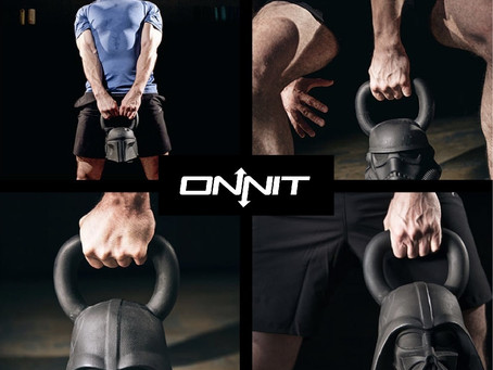 美國健身品牌Onnit,使用星際大戰原力打造完美身材