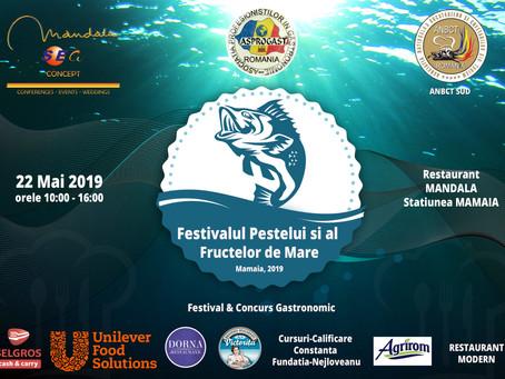 Festivalul Pestelui si al Fructelor de Mare - 22 mai 2019