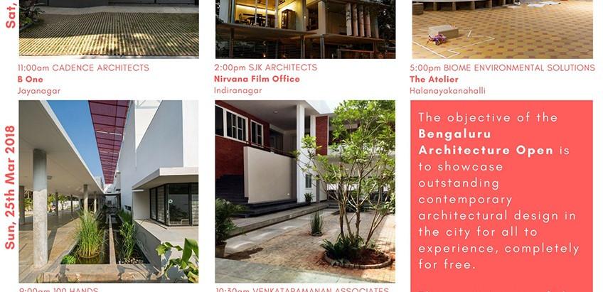 Bengaluru Arch Open '18