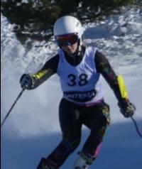 Ski Alpin: Platz 3 für Anna Mast beim Scott Cup