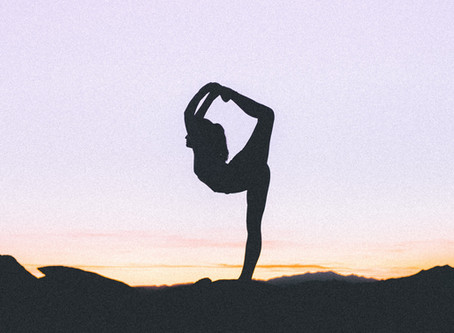 Kundalini + Hot Yoga to Relieve Tension
