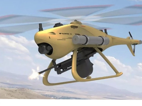 Fighting Killer Drones Requires Speed and Precision