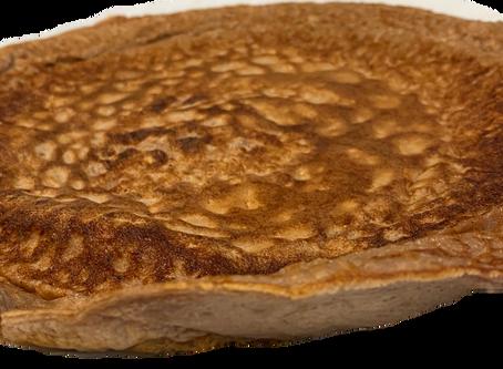 3 Ingredient Protein Pancakes!