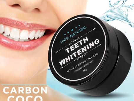 澳洲Carbon Coco有機純天然的美白牙膏粉。官方網站五折起
