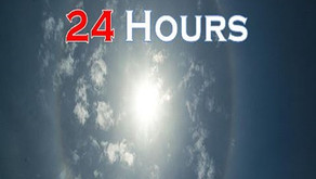 Jim Prichard - The Final 24 Hours Blog Special!