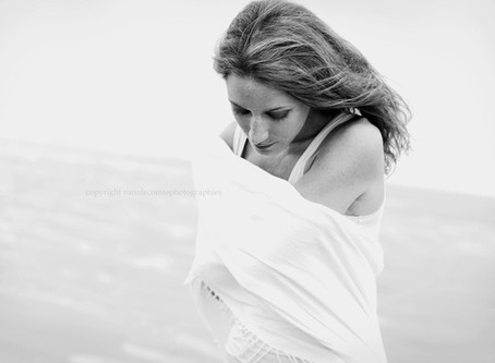 séance photo : Amandine