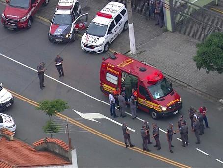 Homem invade empresa em SP, mata duas colegas de trabalho e é morto pela PM