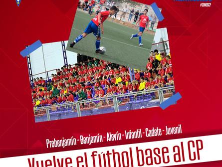 El CP Villarrobledo volverá a tener su Escuela de Fútbol en la temporada 2020/21