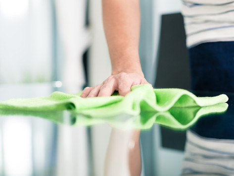 7 tips from a professional cleaner