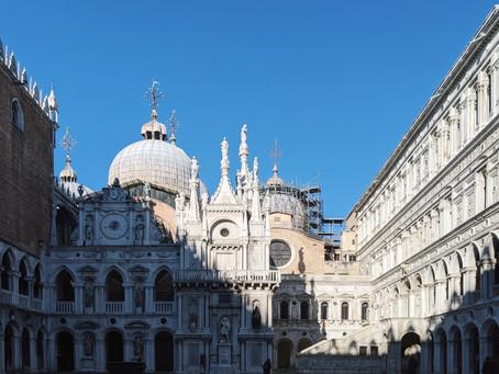 Palazzo Ducale 威尼斯總督宮│行政廳、繪畫和藝術家