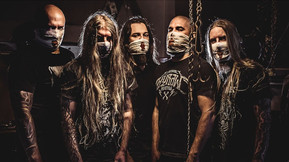 """Benighted Set Out to """"Stab the Weakest"""" With New Track and Shirt Design"""