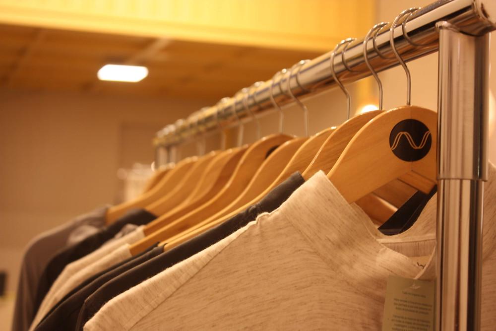 peças de roupa slow fashion da Vibra