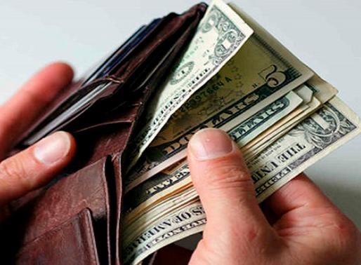 El Banco Central alertó a la ciudadanía para que revise todos los billetes que recibe