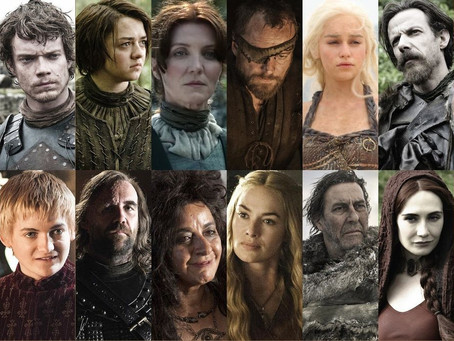 Game of Thrones and Gender