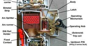What's Inside a MCB(Miniature Circuit Breaker)?