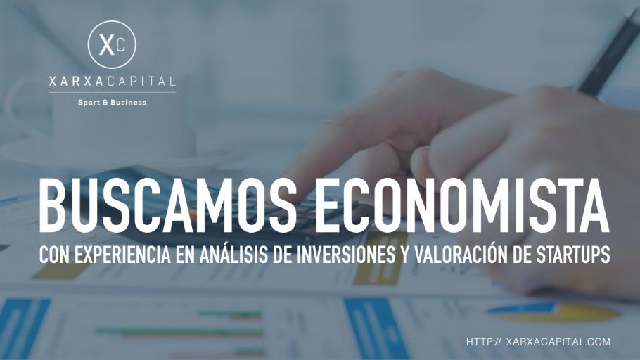 Con experiencia en análisis de inversiones y valoración de startups