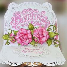 Amazing Birthday Roses