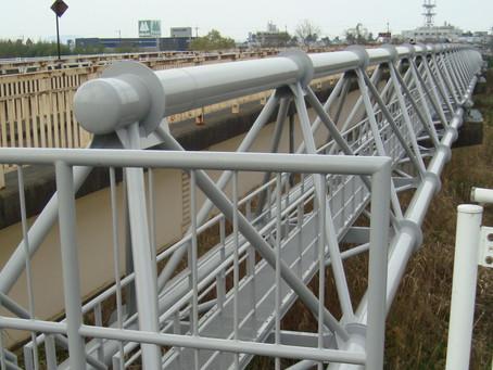 水口水管橋