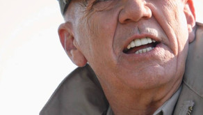 "Passing of ""Gunny"" R. Lee Ermey"