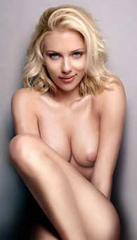 Marvelous Scarlett Johansson