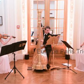 Trio à cordes raffiné pour une soirée privé