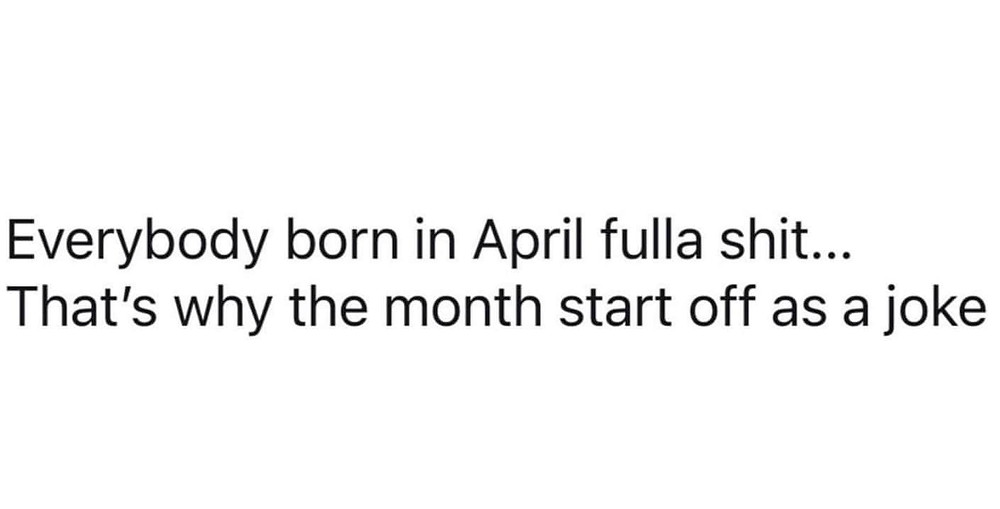Funny April Fool's Day Memes