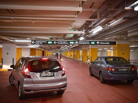 New carpark at Changi's T1 to open on Nov 20