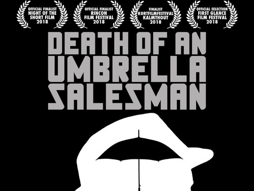 Death of an Umbrella Salesman short indie film review