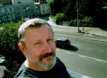 Meet writer Miodrag Kojadinovic