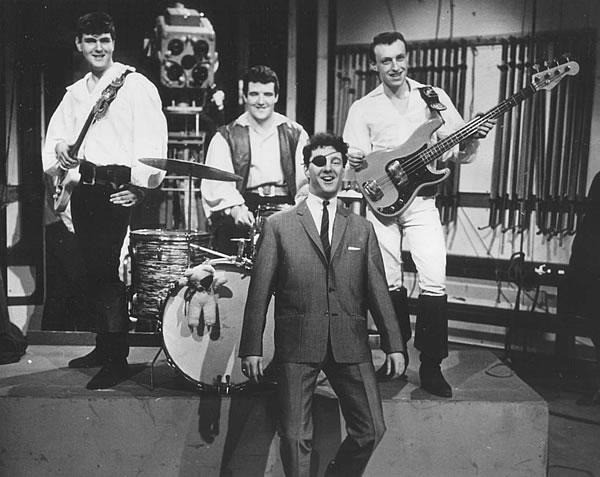 Johnny Kidd & The PIRATES | Rock Auto Club