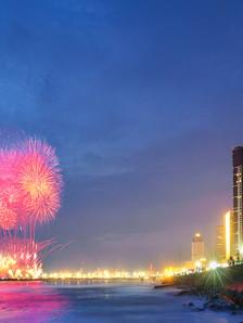 Photo story - Fireworks