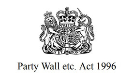 What is included within a Party Wall Agreement?