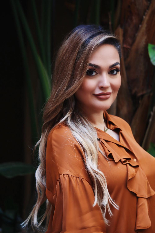 Maryam Zare / Professional Fashion Artist