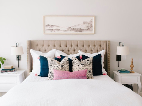 ALL ABOUT THE HEADBOARD