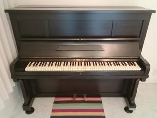 【《ピアノを聴く動画》使用ピアノ紹介】第19回エアバー・アップライトピアノ
