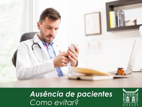 Pacientes que faltam nas consultas