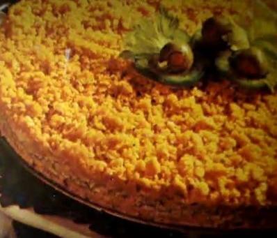 Veggie Cheesecake Spread