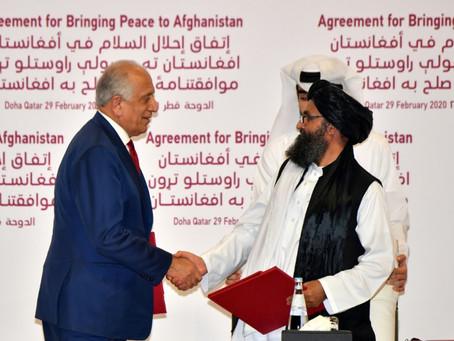 L'accord actuel entre le gouvernement américain et les Talibans ne mettra jamais fin au conflit
