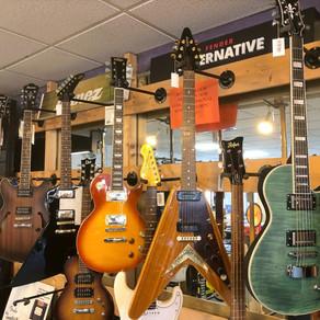 Auswahl: E-Gitarren