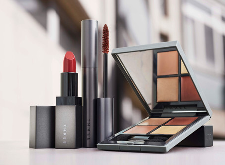 Be a Part of World Citizen With THREE's 2020 Autumn Makeup Collection