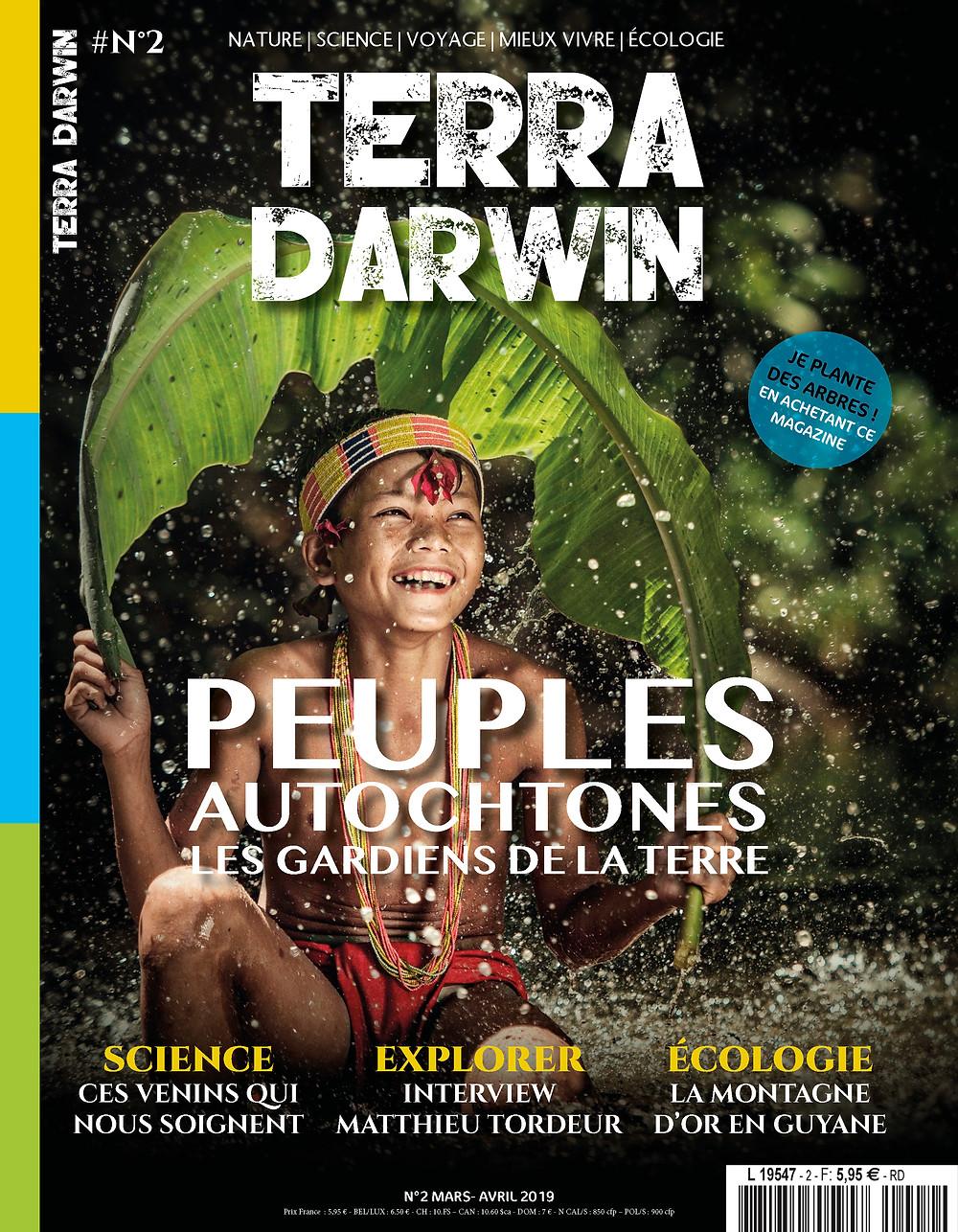 numéro deux de Terra Darwin