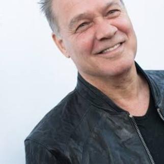 Eddie Van Halen, the man, the legend