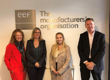 EEF Marketing Group is about manufacturing growth, as well as communications