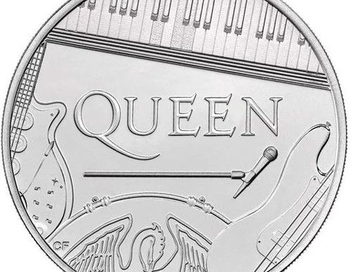 The Royal Mint Releases Queen Coins