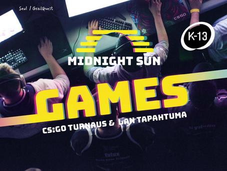 Midnight Sun Games 2020, Rovaniemi