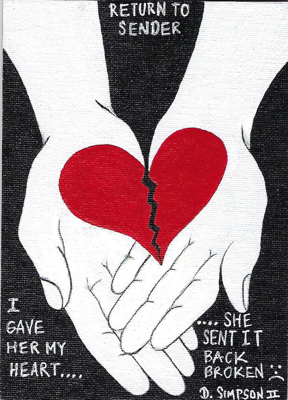 Art Contest, Heart