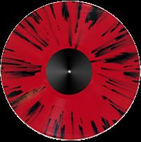 Splatter Vinyl Record