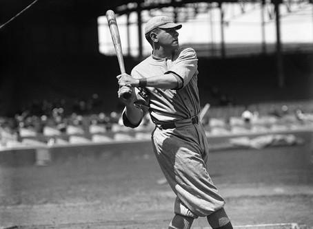 Babe Ruth's eyesight